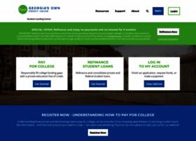 georgiasown.studentchoice.org