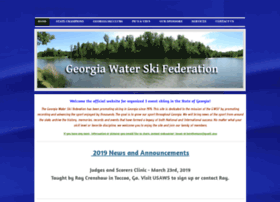 georgiawaterskifederation.org