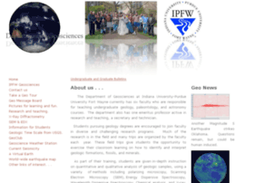 geosci.ipfw.edu