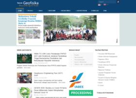 geosciences.unsyiah.ac.id
