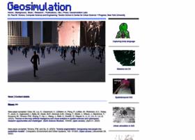 geosimulation.org