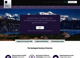 geosociety.org
