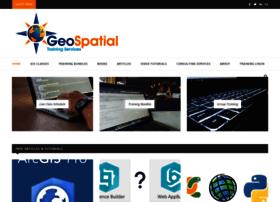 geospatialtraining.com