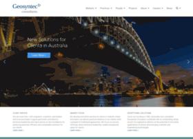geosyntec.info
