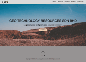 geotechnologyresources.com