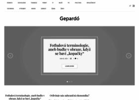 gepardo.cz