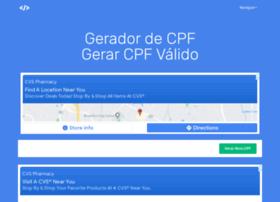 geradorcpf.com