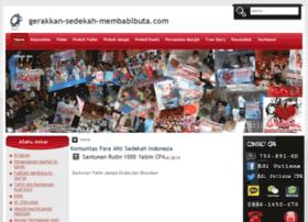 Gerakkan-sedekah-membabibuta.com