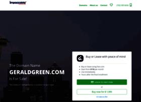 geraldgreen.com