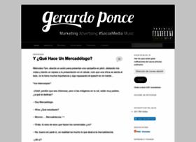 gerardoponce.wordpress.com