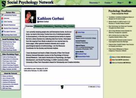 gerbasi.socialpsychology.org