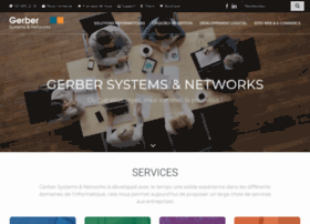 gerber-systems.ch