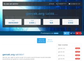 gercek.org