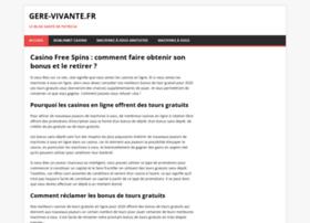 gere-vivante.fr