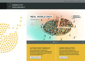 gerechte-gesundheit.de