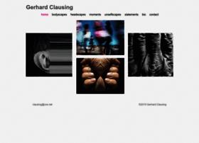 gerhardclausing.com
