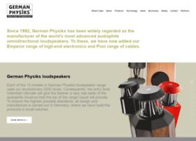 german-physiks.com