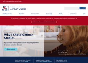 german.arizona.edu