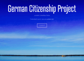 germancitizenshipproject.com