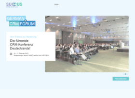 germancrmforum.de
