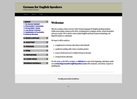 germanforenglishspeakers.com
