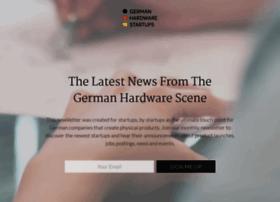 germanhardwarestartups.com