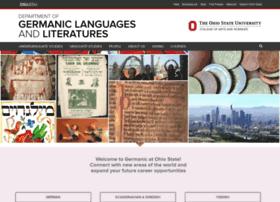 germanic.osu.edu