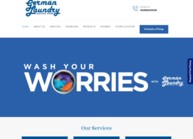 germanlaundry.com