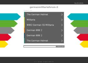 germanmilitariaforum.it
