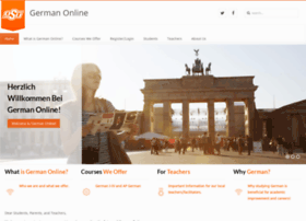 germanonline.okstate.edu