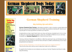 germanshepherddogstoday.com