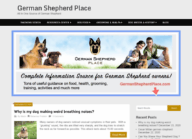 germanshepherdplace.com