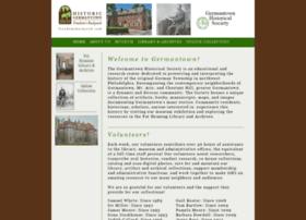 germantownhistory.org