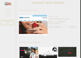 germanwebaward.de