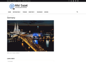 germany.alloexpat.com
