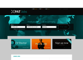 germany.xpatjobs.com