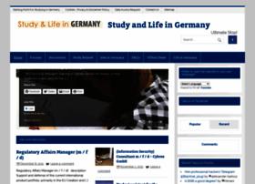 germanystudy.net