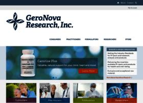 geronova.com