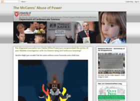 gerrymccan-abuseofpower-humanrights.blogspot.co.uk