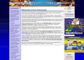 gertgambell.com