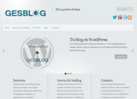 gesblog.com