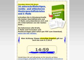 geschaeftsbrief24.de