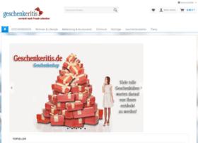 geschenkeritis.de