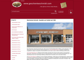 geschenkeschmidt.com
