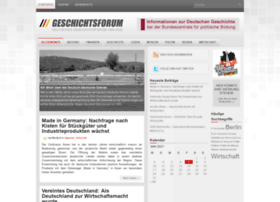 geschichtsforum09.de