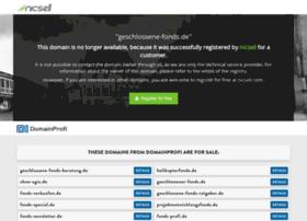geschlossene-fonds.de