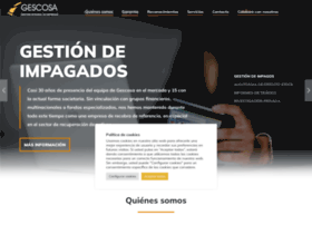 gescosa.com