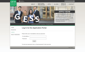 gess-application.uni-mannheim.de