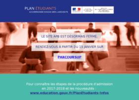 gestion.admission-postbac.fr