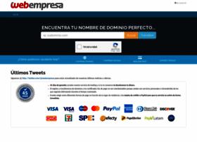 gestion.webempresa.com